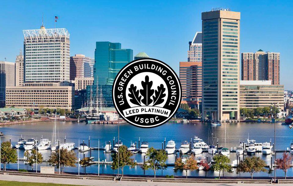 US Green building council LEED Platinum