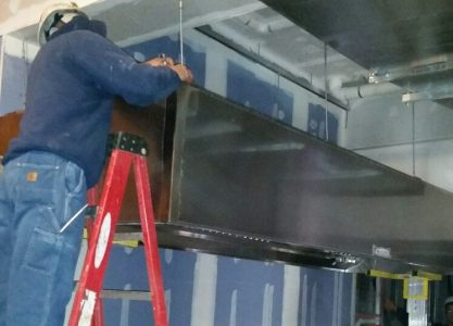 Walton and Company Sheet Metal Manufacturing and Custom Fabrication hood
