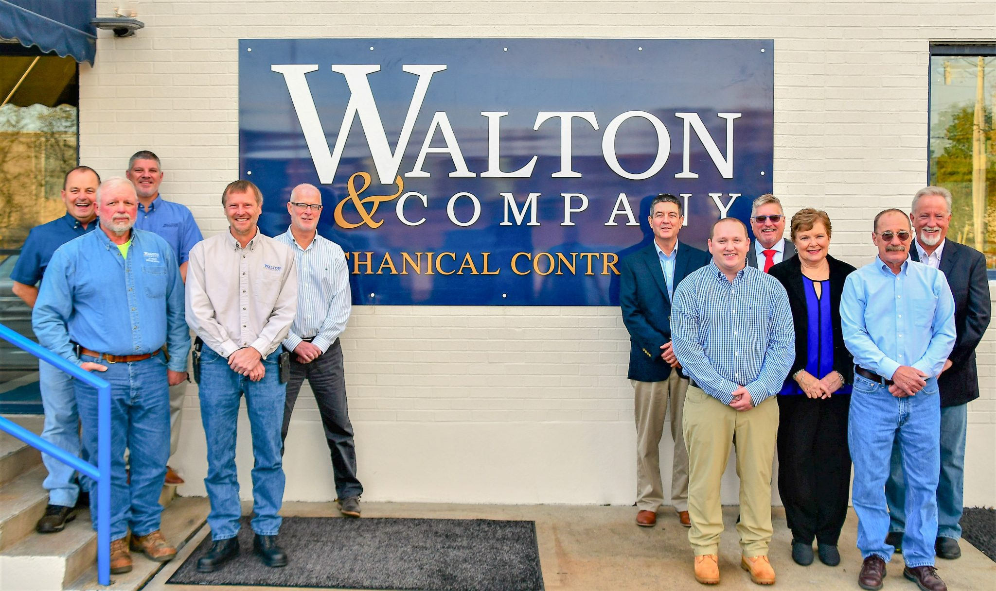 Walton Management Team Triangle