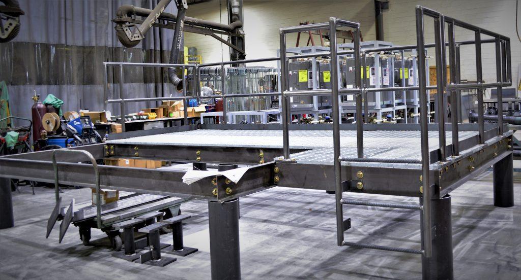 Walton and Company custom fabrication