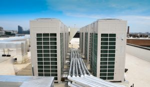 Rooftop Units McHenry Row