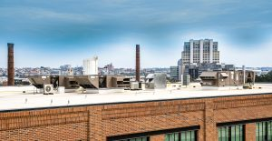 McHenry Row Rooftop Photos