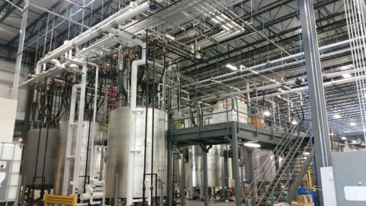 Miller Chemical Plant